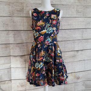 Modcloth A-line Sleeveless Dress, Size 14
